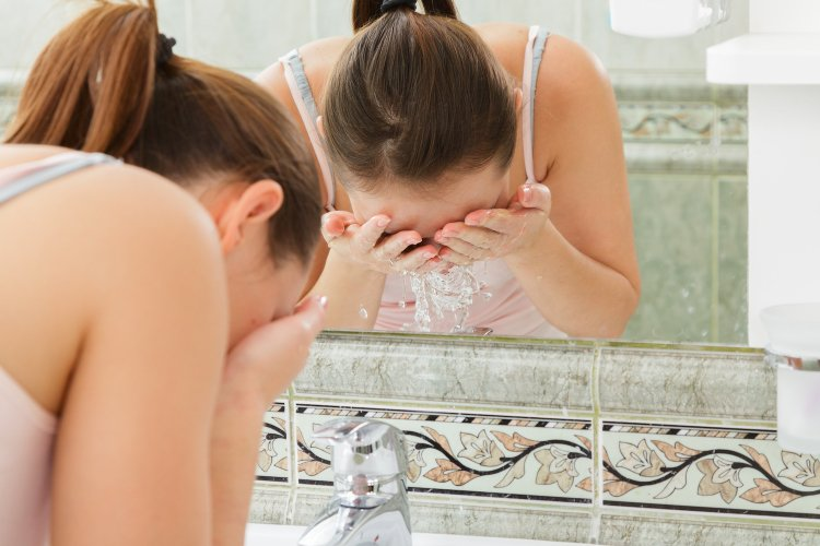Pleť čistěte každé ráno i večer