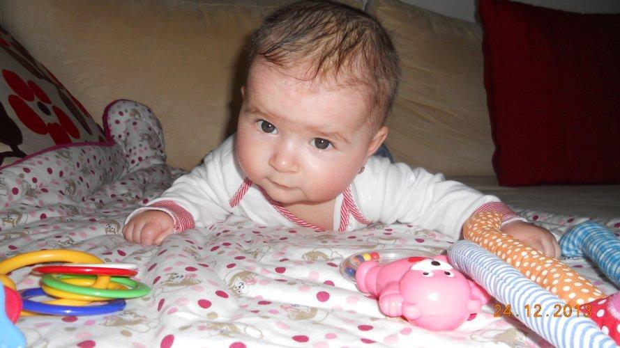 Erika - zdravé miminko