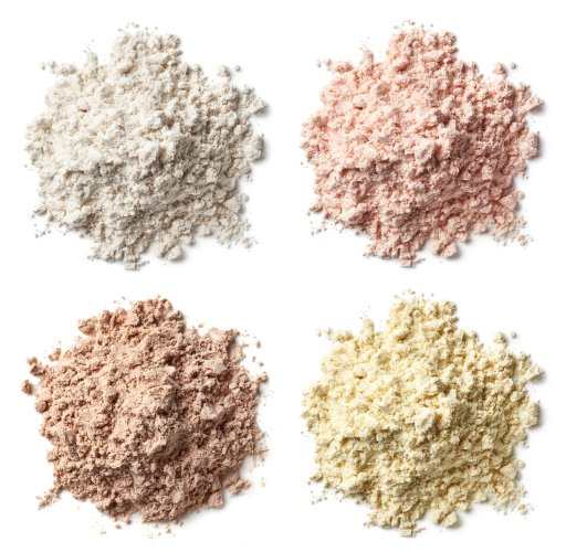 4 příchutě - proteinové koktejly TianDe