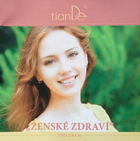 Brožura Ženské zdraví