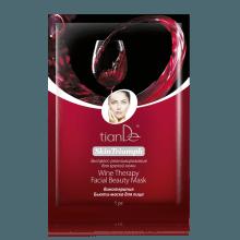 Pleťová-maska Vinná terapie