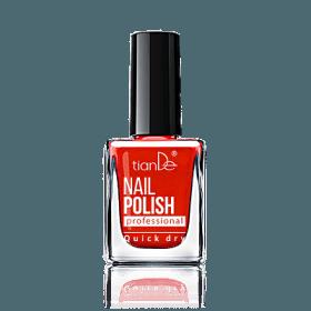 Lak na nehty - tón 02 Pure red