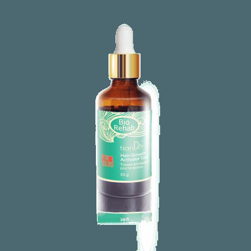 BIO REHAB - Tonikum-aktivátor růstu vlasů