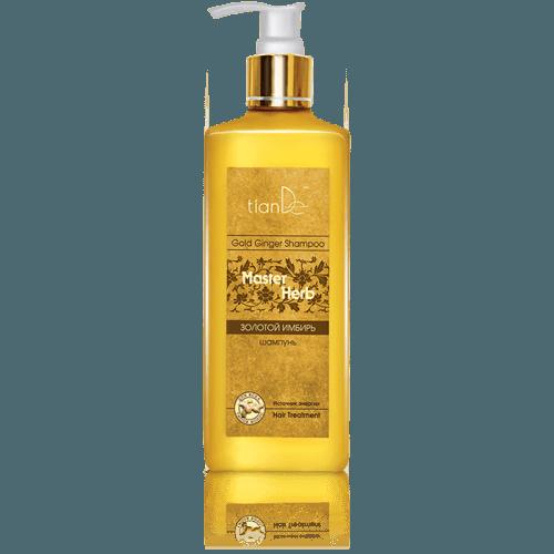 Šampon Zlatý zázvor