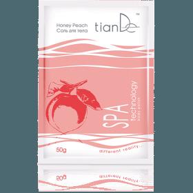 Tělová sůl Medová broskev - pytlík