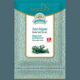 Tělová sůl Mořské řasy