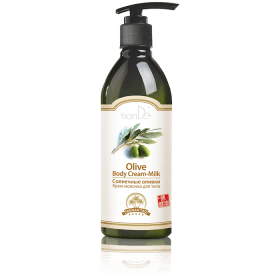 Tělové mléko Slunečné olivy
