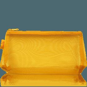 Taštička na kosmetiku TianDe zlatá, 1 ks