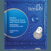 Hydratační maska -kyselina hyaluronová