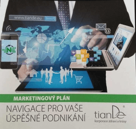 Brožura Marketingový plán