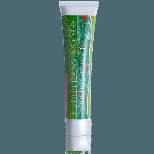 Zubní pasta Zelený čaj a ženšen Sanchi