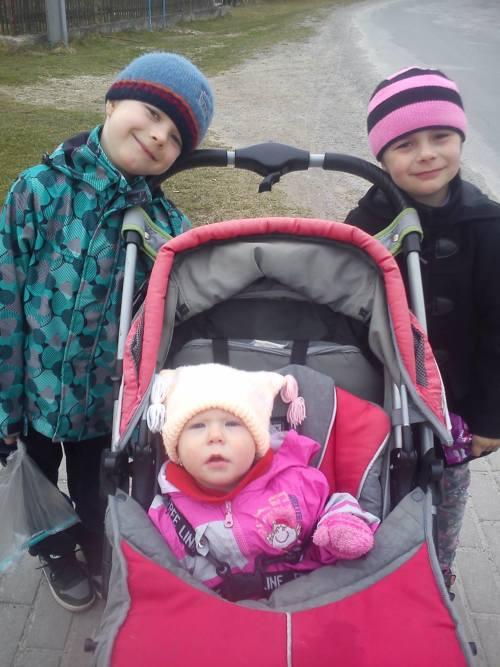 Natálka a sourozenci