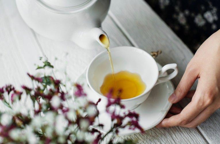 Podzimní detox, bylinné čaje