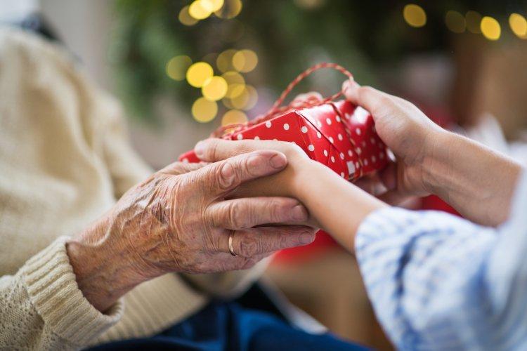 Vánoce, babička, tipy na dárky