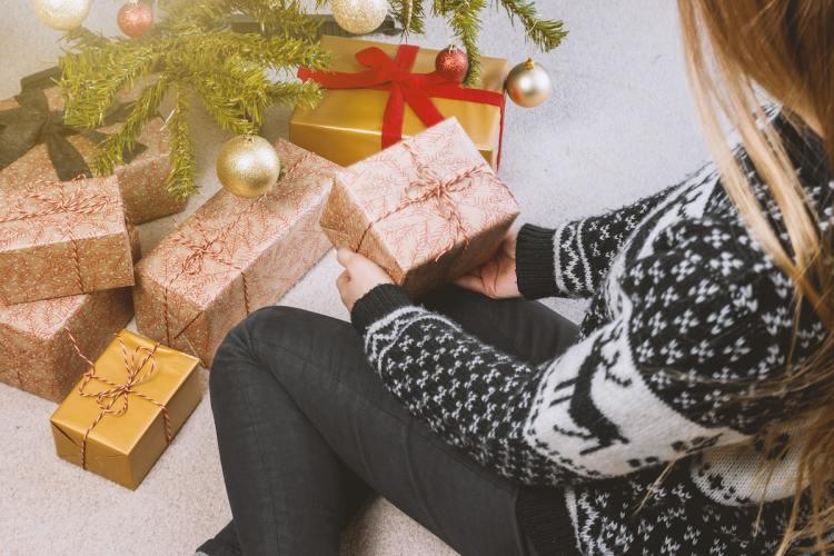 Vánoční dárky pro ženu